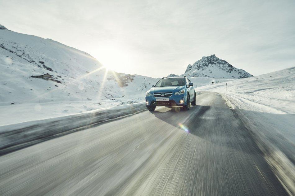 Продажи нового Subaru XV начнутся в марте